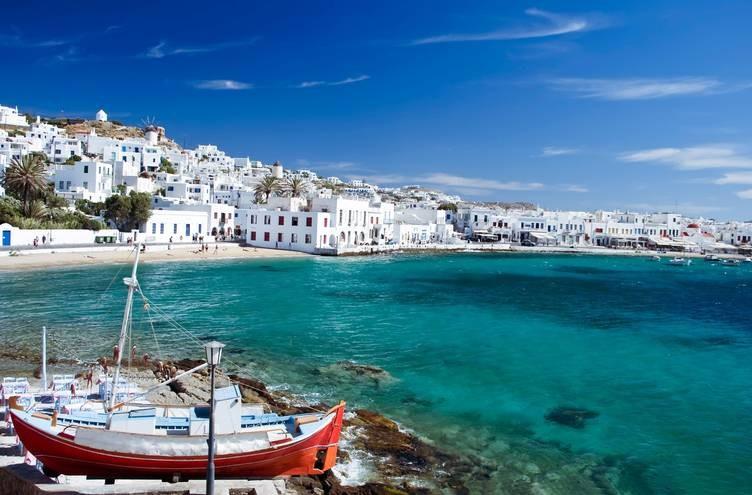 Hellas, Mykonos