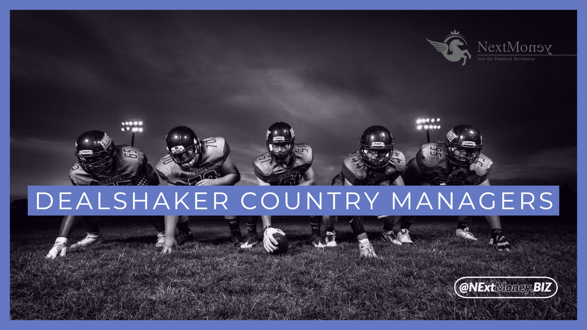 Dealshaker Country Managers